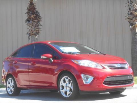 2011 Ford Fiesta SEL Sedan for sale in Palm Coast for $12,977 with 37,932 miles.
