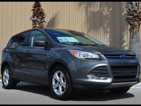 2014 Ford Escape SE SUV for sale in Palm Coast for $19,977 with 20,775 miles.