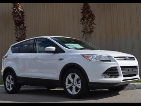 2014 Ford Escape SE SUV for sale in Palm Coast for $21,577 with 20,775 miles.