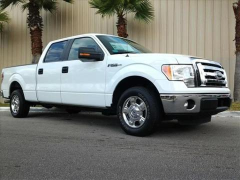 2012 Ford F150 XLT Crew Cab Pickup for sale in Palm Coast for $25,877 with 58,891 miles