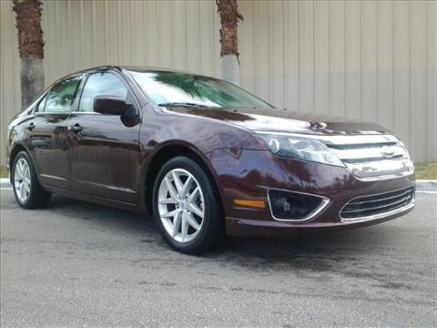 2012 Ford Fusion SEL Sedan for sale in Palm Coast for $16,977 with 18,434 miles.