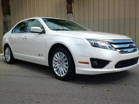2012 Ford Fusion Hybrid Base Sedan for sale in Palm Coast for $21,977 with 26,386 miles.