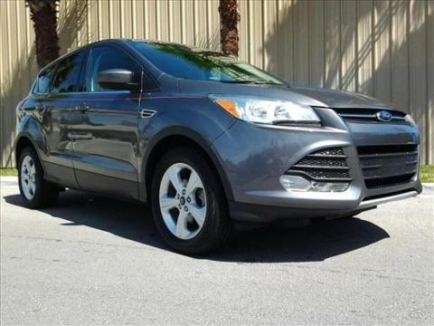 2014 Ford Escape SE SUV for sale in Palm Coast for $20,977 with 27,839 miles