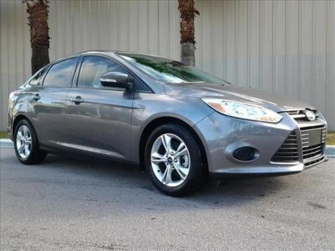 2014 Ford Focus SE Sedan for sale in Palm Coast for $15,977 with 9,969 miles
