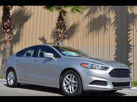 2013 Ford Fusion SE Sedan for sale in Palm Coast for $17,977 with 19,463 miles.