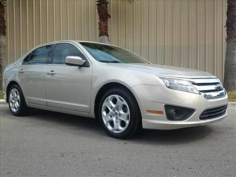2010 Ford Fusion SE Sedan for sale in Palm Coast for $11,977 with 70,474 miles.