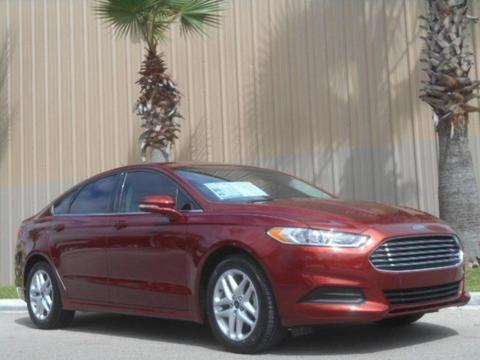2014 Ford Fusion SE Sedan for sale in Palm Coast for $21,977 with 1,481 miles.