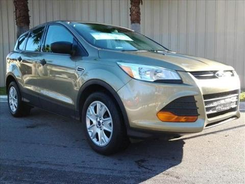 2013 Ford Escape S SUV for sale in Palm Coast for $17,977 with 41,034 miles