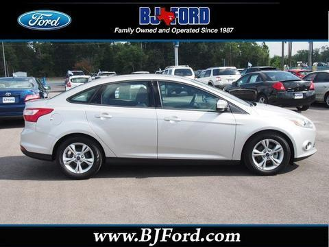 2014 Ford Focus SE Sedan for sale in Liberty for $14,993 with 4,602 miles.