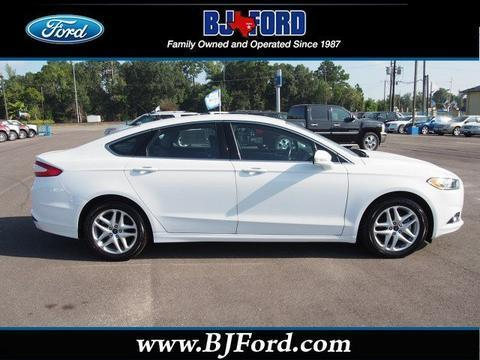 2013 Ford Fusion SE Sedan for sale in Liberty for $16,257 with 36,585 miles.