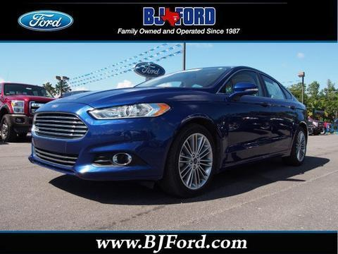 2013 Ford Fusion SE Sedan for sale in Liberty for $16,257 with 35,357 miles.