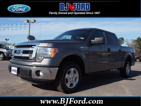 2014 Ford F150 XLT Crew Cab Pickup for sale in Liberty for $24,998 with 17,440 miles.