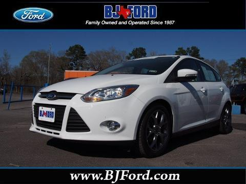 2014 Ford Focus SE Hatchback for sale in Liberty for $16,295 with 16,416 miles.