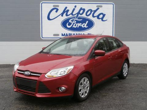 2012 Ford Focus SE Sedan for sale in Marianna for $15,995 with 16,700 miles.
