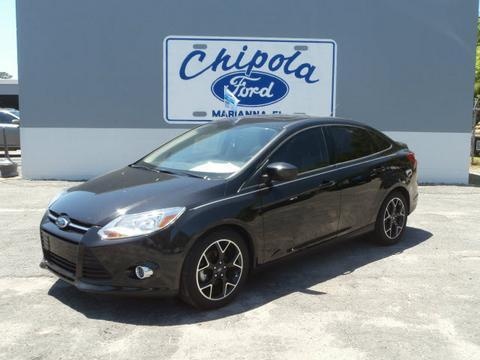 2012 Ford Focus SE Sedan for sale in Marianna for $18,995 with 34,111 miles.