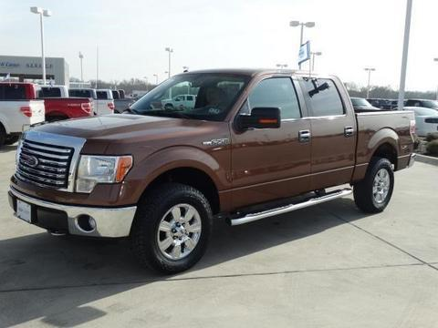 2011 Ford F150 Crew Cab Pickup for sale in Temple for $25,999 with 76,353 miles.