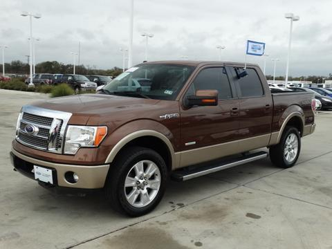 2011 Ford F150 Crew Cab Pickup for sale in Temple for $33,775 with 44,991 miles.