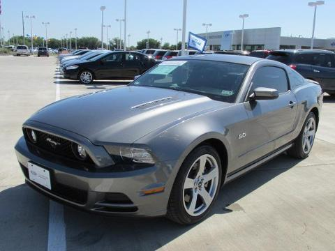 2014 Ford Mustang GT Coupe for sale in Temple for $31,988 with 13,235 miles
