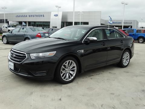 2013 Ford Taurus Limited Sedan for sale in Temple for $21,999 with 40,258 miles.