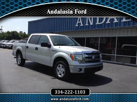 2013 Ford F150 XLT Crew Cab Pickup for sale in Andalusia for $29,990 with 18,750 miles.