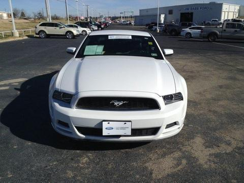 2014 Ford Mustang V6 Coupe for sale in San Angelo for $25,988 with 15,955 miles.