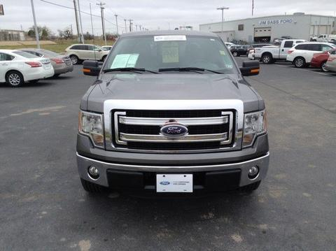 2014 Ford F150 XLT Crew Cab Pickup for sale in San Angelo for $31,988 with 11,771 miles.