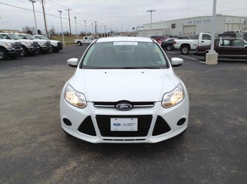 2014 Ford Focus SE Sedan for sale in San Angelo for $18,988 with 34,341 miles.