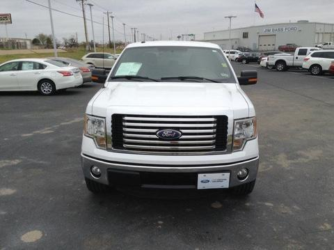 2012 Ford F150 XLT Crew Cab Pickup for sale in San Angelo for $26,988 with 56,277 miles.