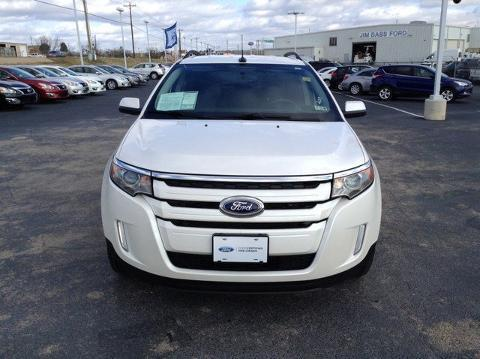 2013 Ford Edge SEL SUV for sale in San Angelo for $27,988 with 24,096 miles.