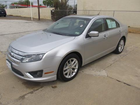 2012 Ford Fusion SEL Sedan for sale in Nacogdoches for $18,975 with 47,964 miles