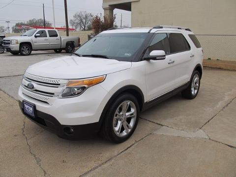 2014 Ford Explorer Limited SUV for sale in Nacogdoches for $34,975 with 31,082 miles