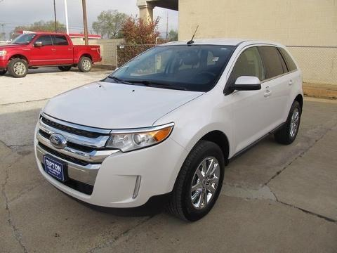 2014 Ford Edge Limited SUV for sale in Nacogdoches for $29,775 with 37,988 miles