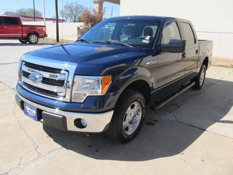 2013 Ford F150 Crew Cab Pickup for sale in Nacogdoches for $28,525 with 49,955 miles