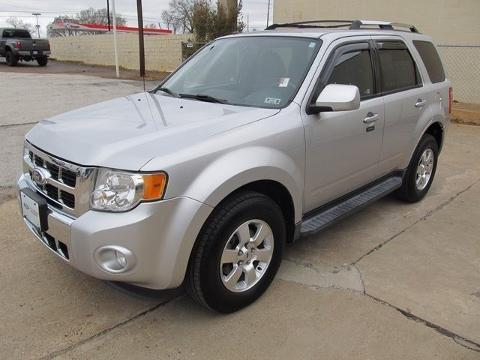 2010 Ford Escape Limited SUV for sale in Nacogdoches for $16,725 with 54,703 miles.