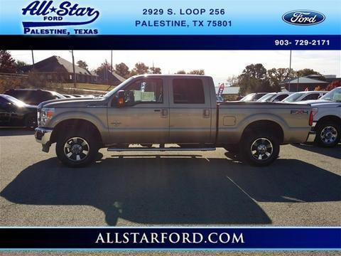 2011 Ford F250 Crew Cab Pickup for sale in Palestine for $35,995 with 68,353 miles.