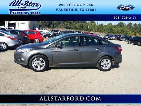 2013 Ford Focus SE Sedan for sale in Palestine for $14,995 with 22,258 miles.