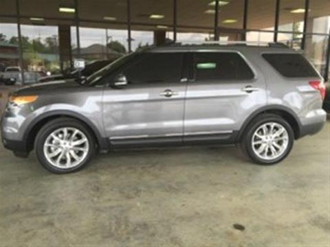 2014 Ford Explorer Limited SUV for sale in Palestine for $35,888 with 11,320 miles