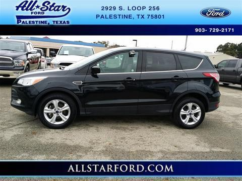 2014 Ford Escape SE SUV for sale in Palestine for $20,995 with 27,818 miles.