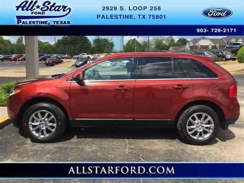 2014 Ford Edge Limited SUV for sale in Palestine for $28,888 with 38,593 miles