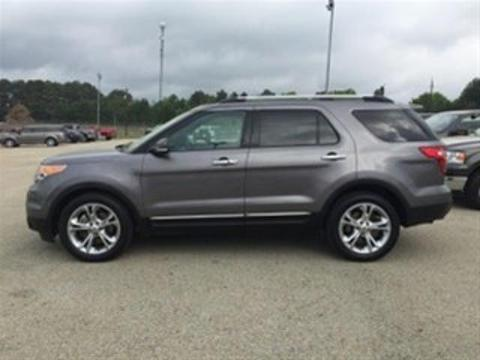 2014 Ford Explorer Limited SUV for sale in Palestine for $31,888 with 38,189 miles