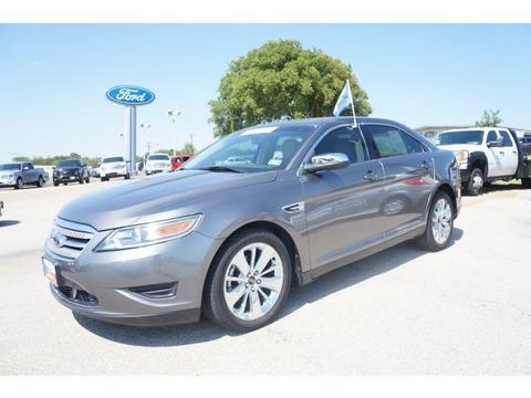 2011 Ford Taurus Limited Sedan for sale in West for $18,975 with 46,393 miles.