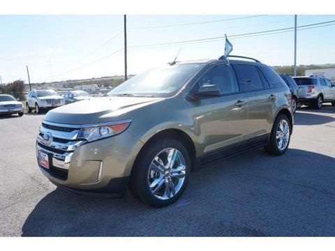 2012 Ford Edge SEL SUV for sale in West for $23,975 with 39,213 miles.