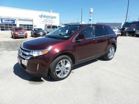 2011 Ford Edge Limited SUV for sale in Mabank for $22,918 with 49,693 miles