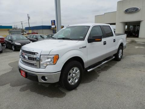 2013 Ford F150 Crew Cab Pickup for sale in Mabank for $25,364 with 45,746 miles