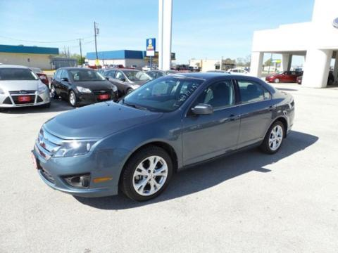 2012 Ford Fusion SE Sedan for sale in Mabank for $15,438 with 35,032 miles
