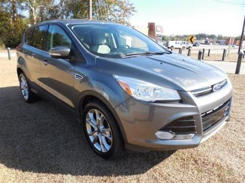 2013 Ford Escape SEL SUV for sale in Walterboro for $19,000 with 31,305 miles.