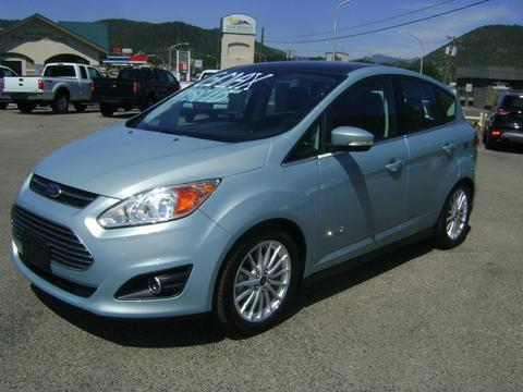 2013 Ford C-Max Hybrid SEL Hatchback for sale in Ruidoso for $21,997 with 29,520 miles