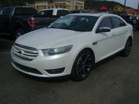 2014 Ford Taurus Limited Sedan for sale in Ruidoso for $27,757 with 38,306 miles.