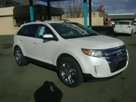 2013 Ford Edge SEL SUV for sale in Ruidoso for $27,650 with 32,683 miles.