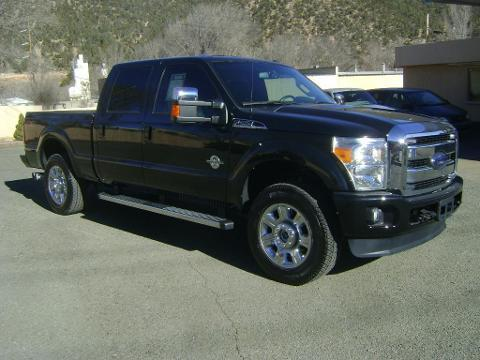 2012 Ford F250 Lariat Crew Cab Pickup for sale in Ruidoso for $57,250 with 17,753 miles.